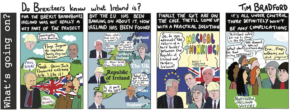 Copy of Do Brexiteers know what Ireland is? 21/11/17