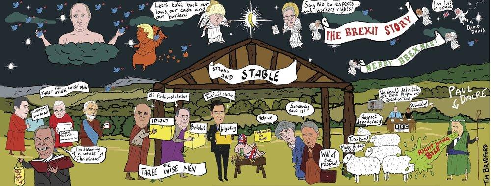 Merry Brexmas 19/12/17