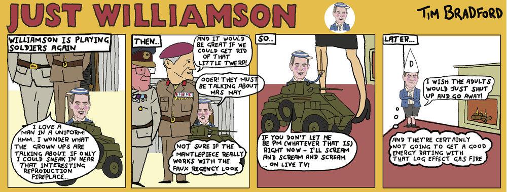 Just Williamson... 26/06/18