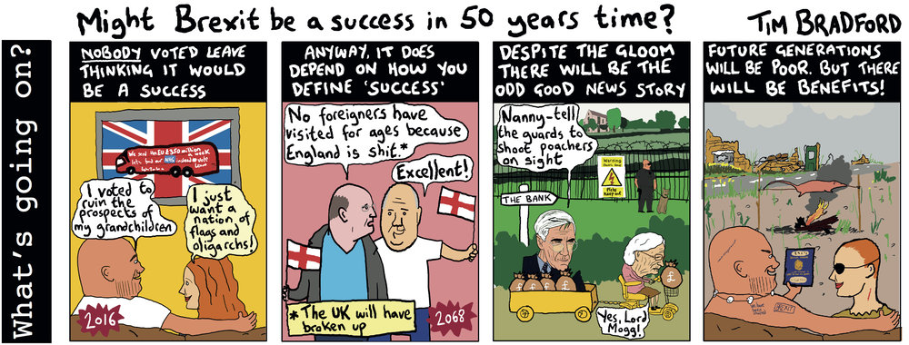 Might Brexit be a success in 50 years time? - 24/07/18
