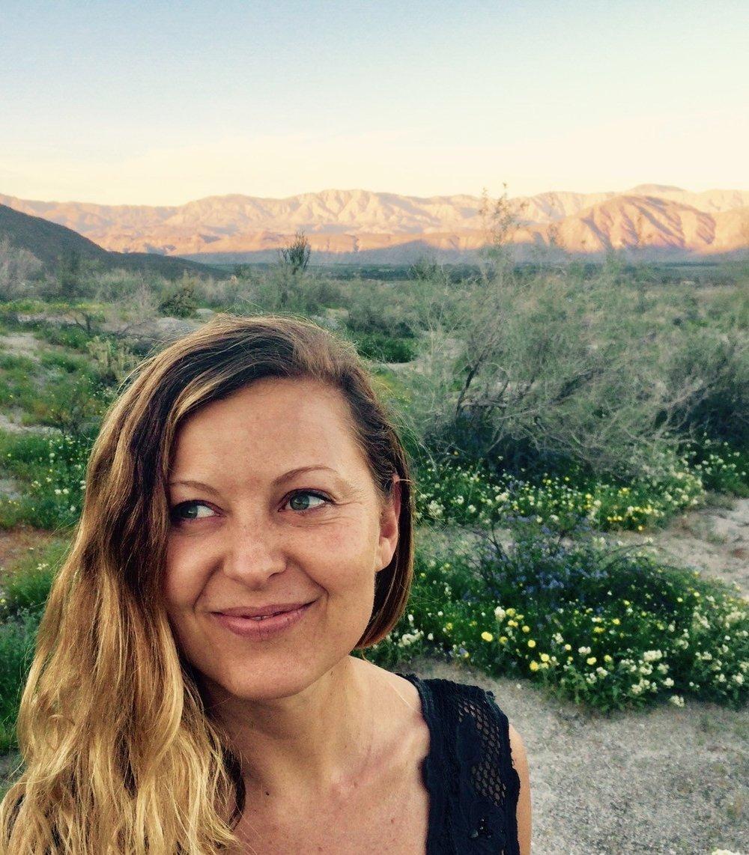 Aja Buller-Richards Ecological Graphic Designer / Outreach Specialist