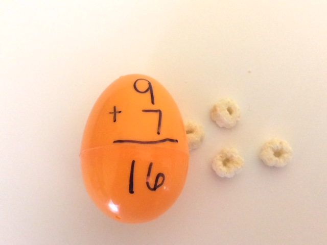 Easter Egg Math Games