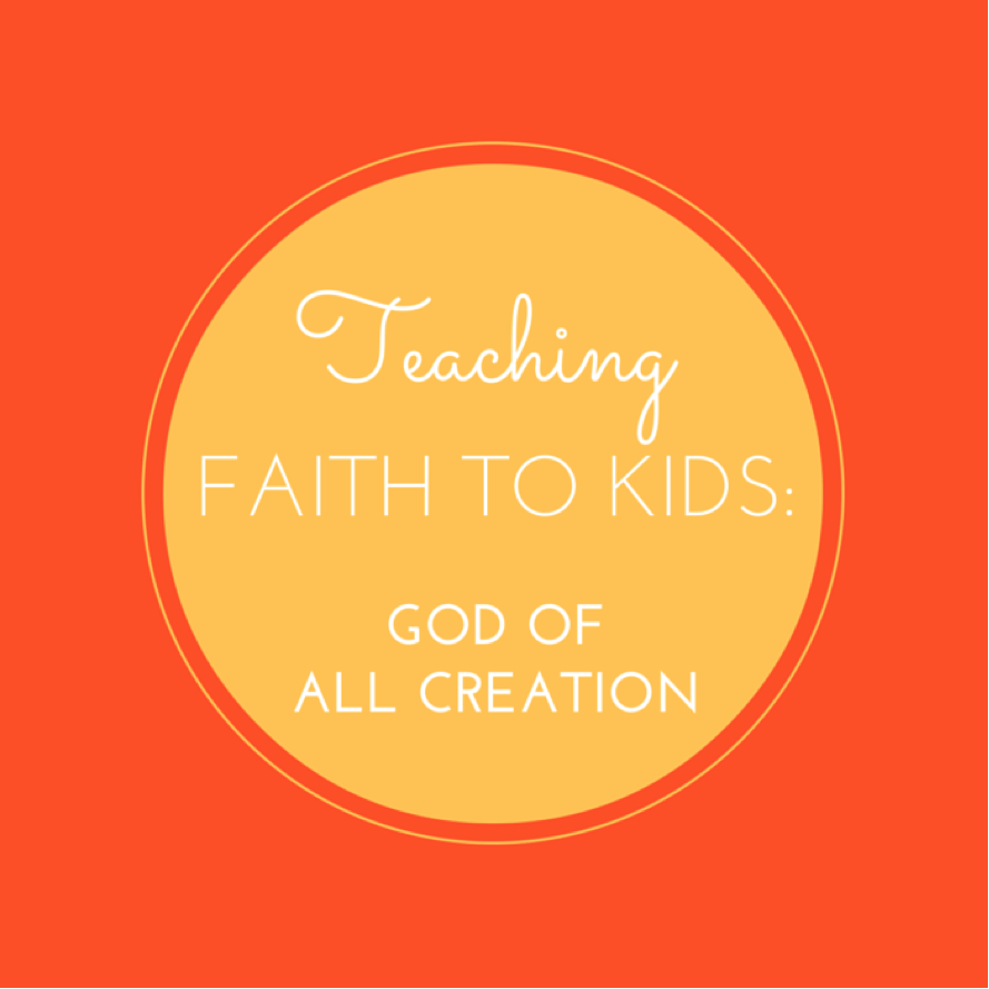 Teaching Faith to Kids