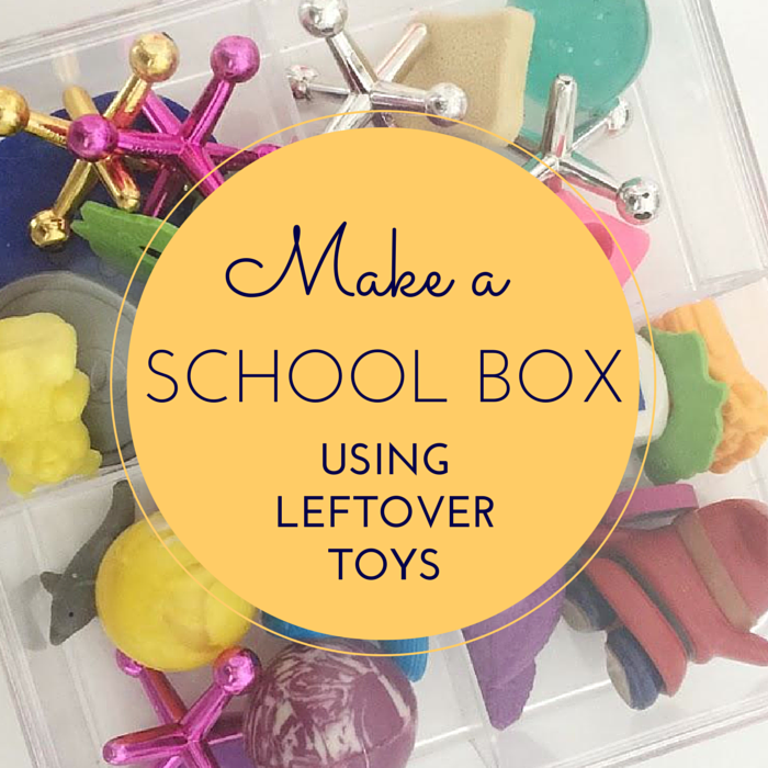 use toys to teach math