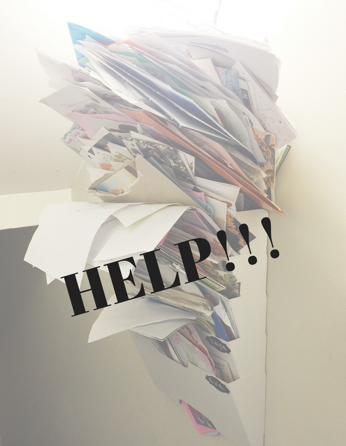 House Hacks: How to Organize Paper Clutter by Entrusted Ministries