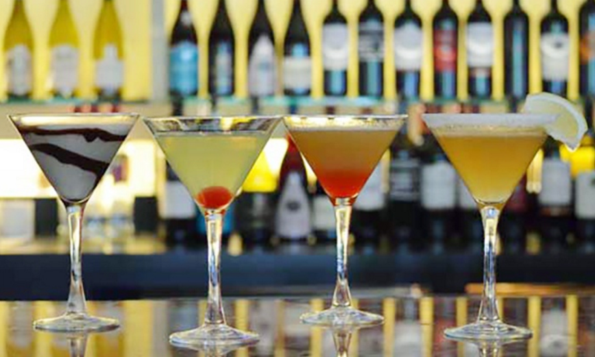 Tapas for Two or Four or More at Sydney's Martini and Wine Bar (45% Off)
