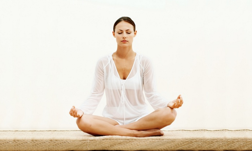 10 Yoga Classes or One Month of Unlimited Yoga Classes at Okra Yoga Tea Massage (Up to 57% Off)
