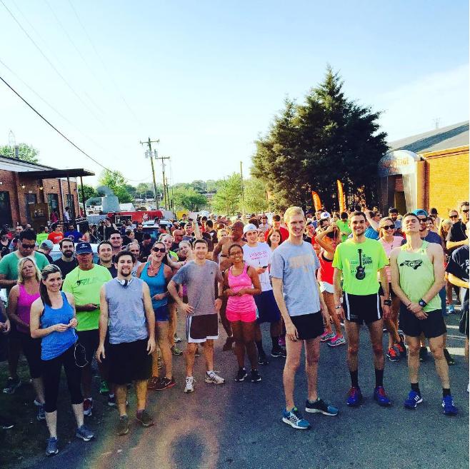 Photo: NoDa Run Club