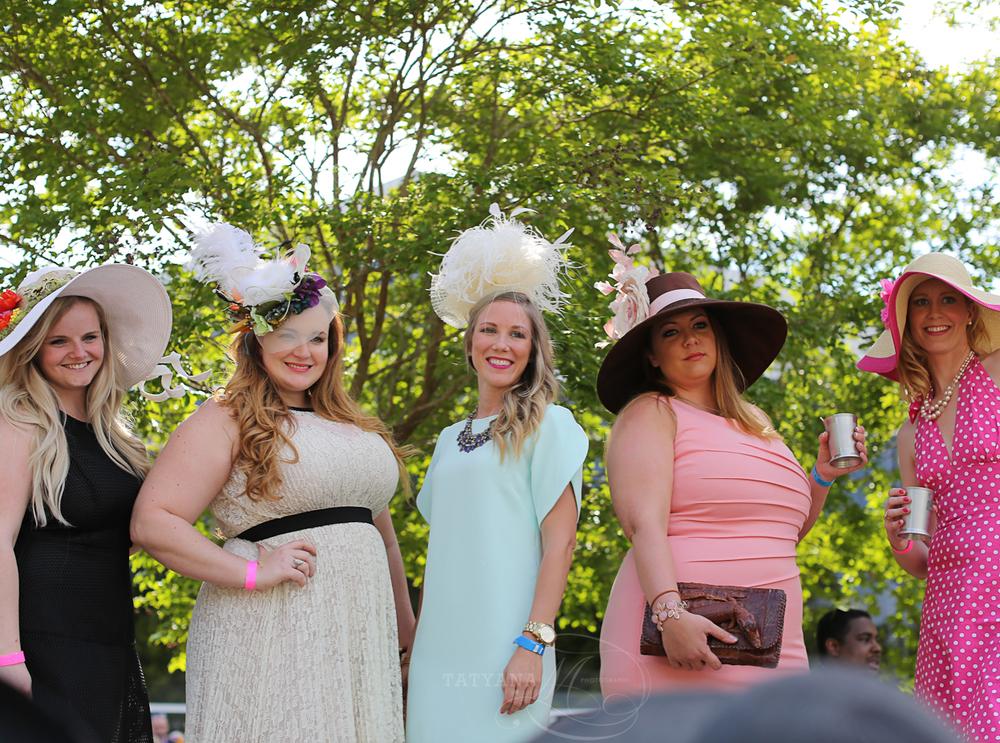 Best Hat Competition, Derby Days 2015