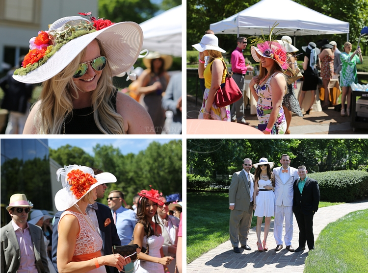 Outfits of Derby Days 2015