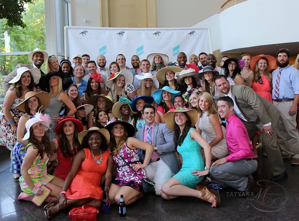 Group Photo, Derby Days 2015