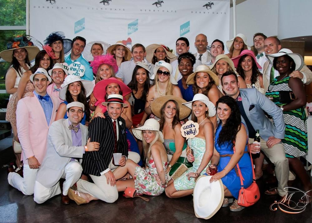 Group Photo, Derby Days 2014