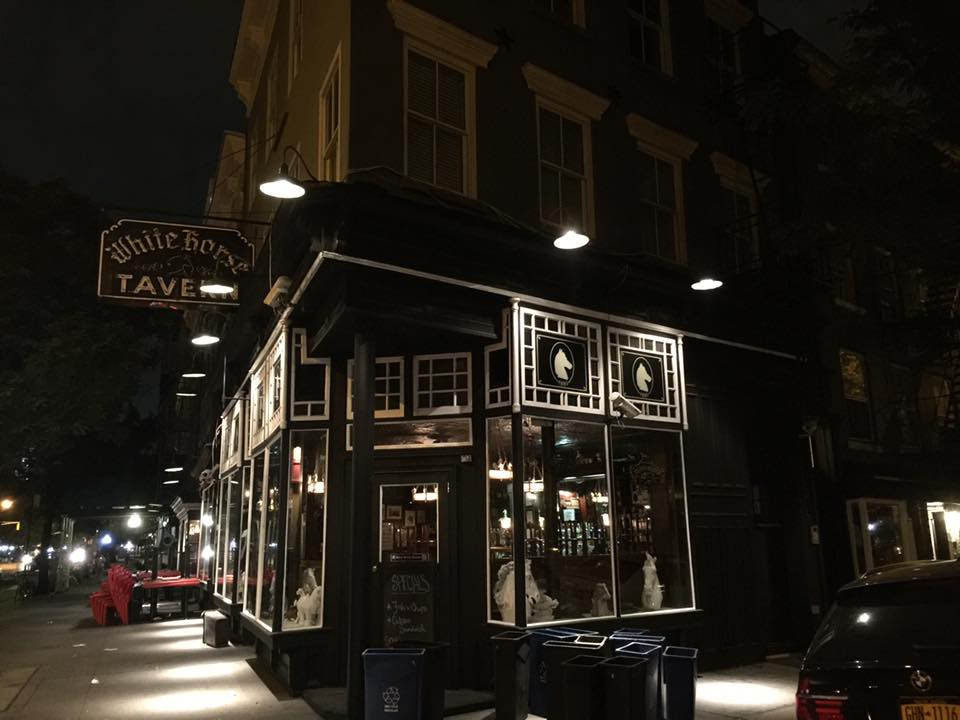 New York City's White Horse Tavern
