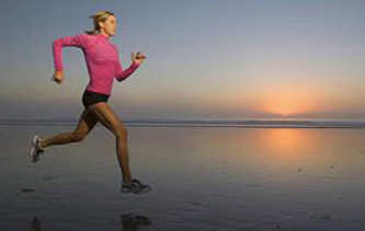 Running/Jogging is great for aerobic exercise and can also be a great way to get outside and be at one with nature.