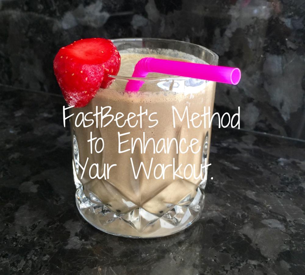 Workout Enhancing Vanilla Acai Berry