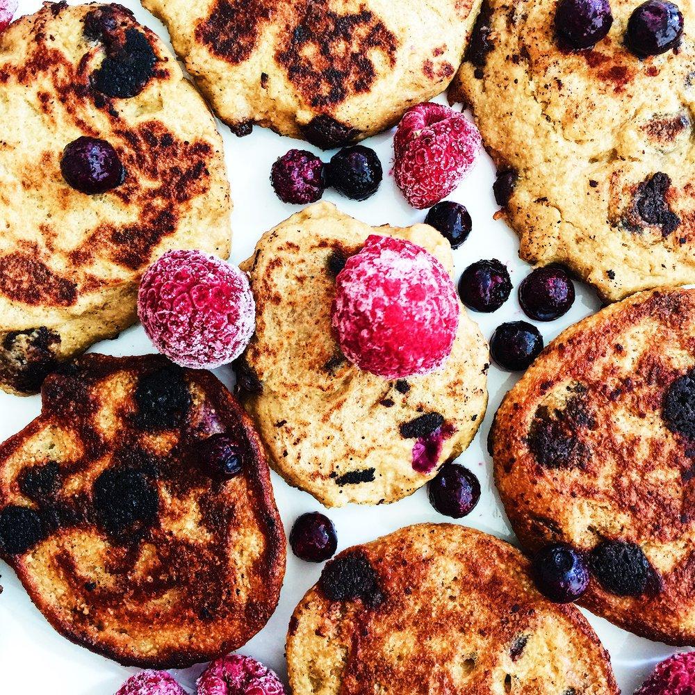 Healthiest Pancakes Ever