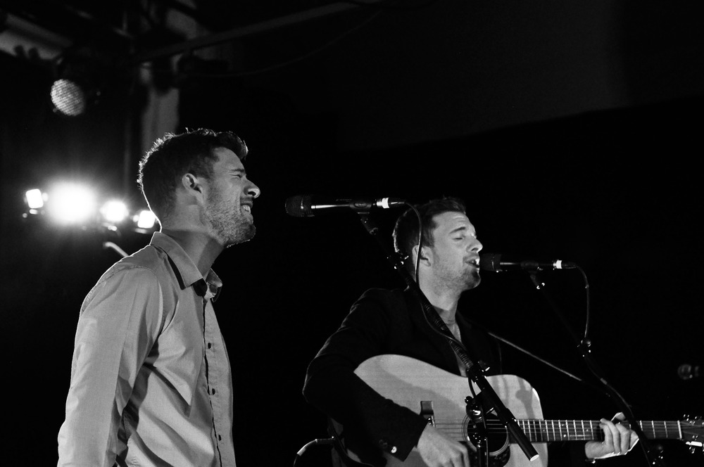 The Ironwood Release Show - Photo (Scott & Ben).JPG