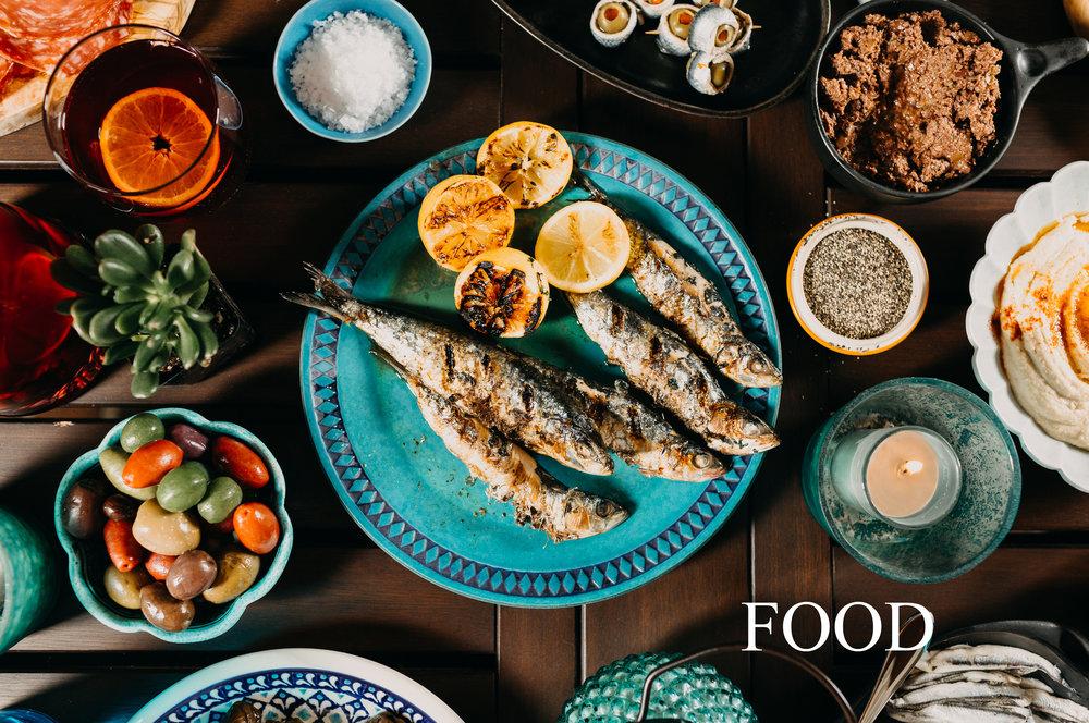 FOOD..