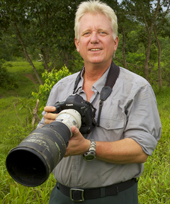 National Geographic Photographer Steve Winter