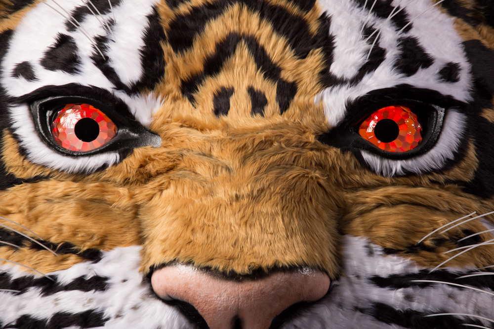 Matthew McAvene tiger Sculpture Eyes light up.jpeg