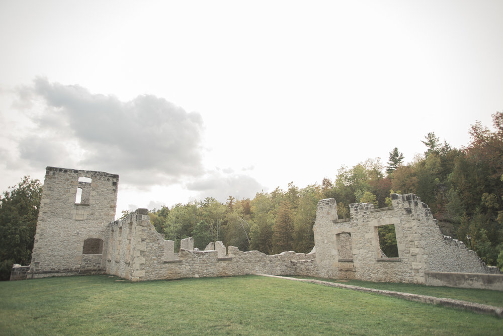 rockwood conservation ruins photos