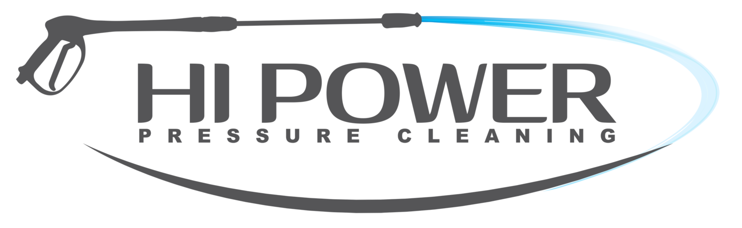 Hi Power Pressure Cleaning