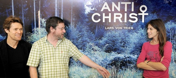 GERMANY-CINEMA-ANTICHRIST-VON TRIER