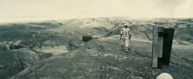 Interstellar-Walking-Monolith-Robot