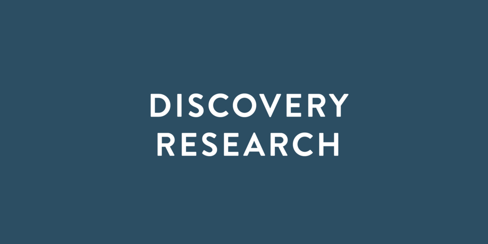 DISCOVERY RESEARCH