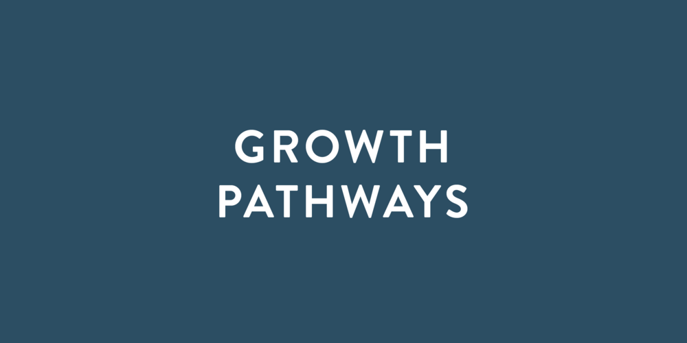 GROWTH PATHWAYS