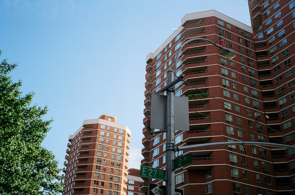 Senior housing nyc application