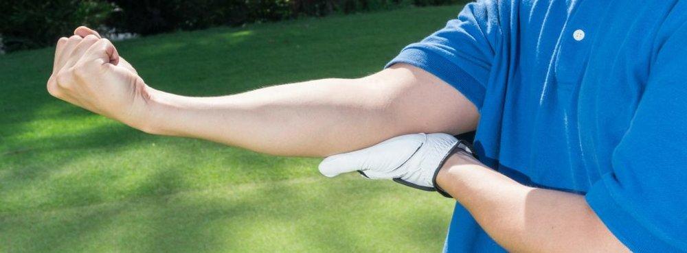 Golfer's Elbow | Chiropractic Care | Herndon & Sterling, VA