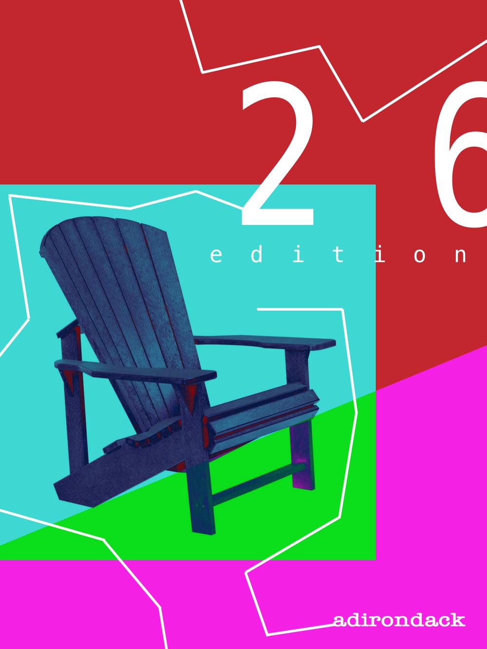 The Calendar Chair Catalogue 2018