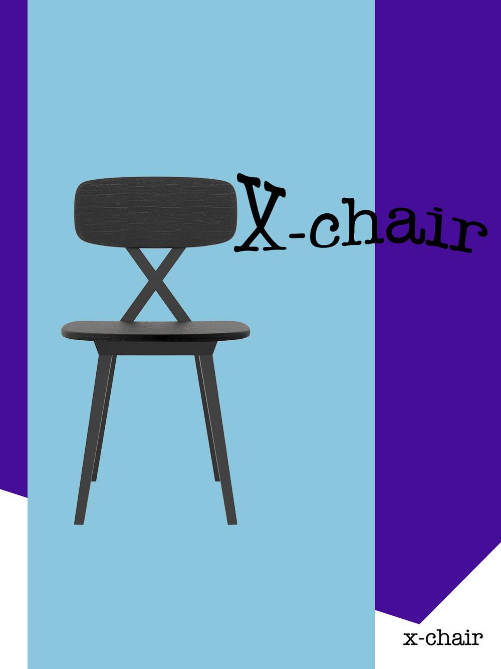 """""""X chair"""""""