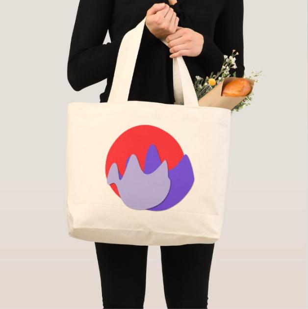 print design for tote 2018
