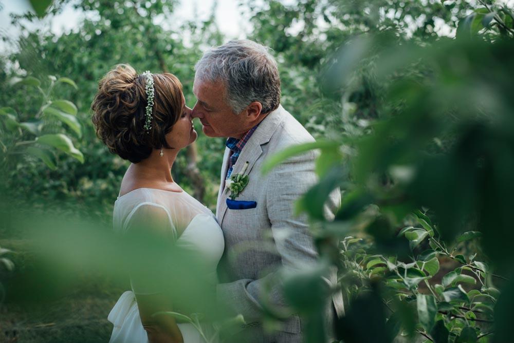 Nathalie & Robert in Rougemont, Canada -