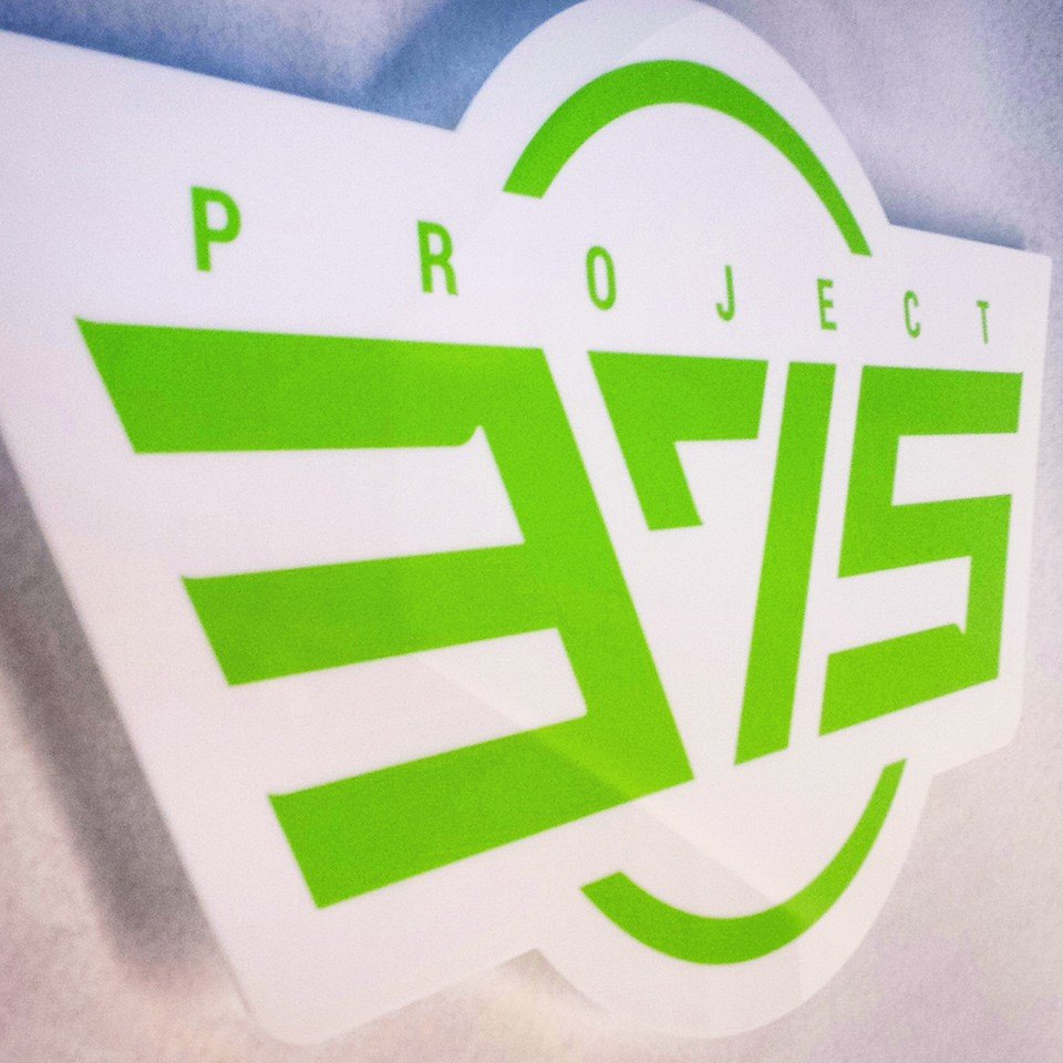 Project 375 Custom Plexiglas Wall Sign