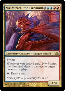 The Beast, the Legend, the Niv-Mizzet!