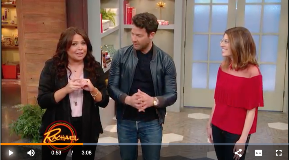 The Rachael Ray Show - April 2017