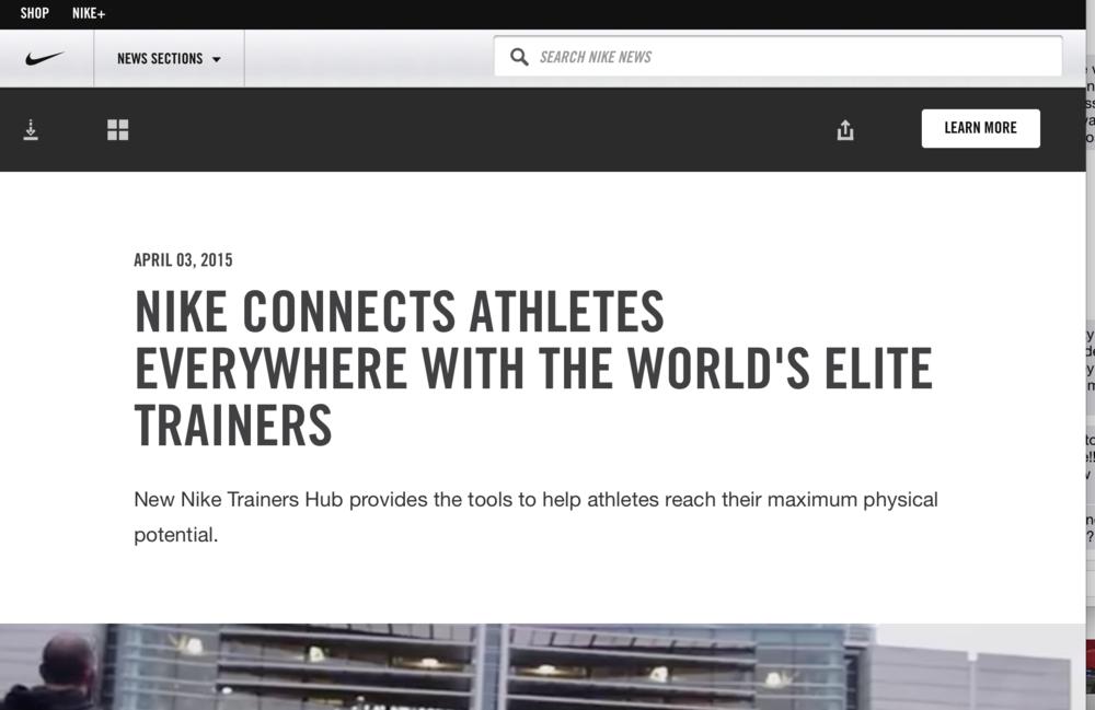 http://news.nike.com/news/nike-trainers-hub