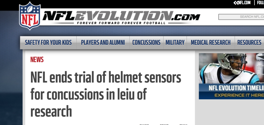 http://www.nflevolution.com/article/nfl-ends-trial-of-helmet-sensors-for-concussions-in-leiu-of-research?ref=0ap3000000472455