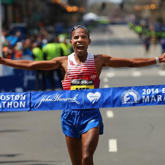 MebKeflezighi - US Olympic Marathoner