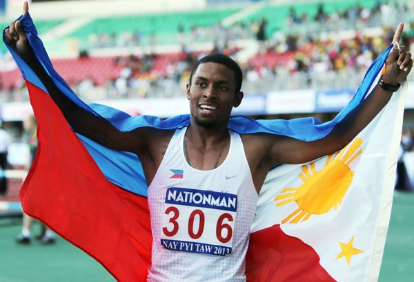 eric cray - national philippines track & field team