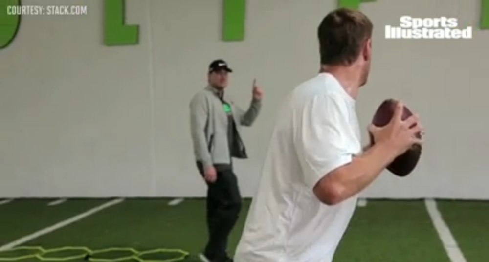 Click here to watch the The Comeback: The story behind the reemergence of QB Carson Palmer in sports illustrated
