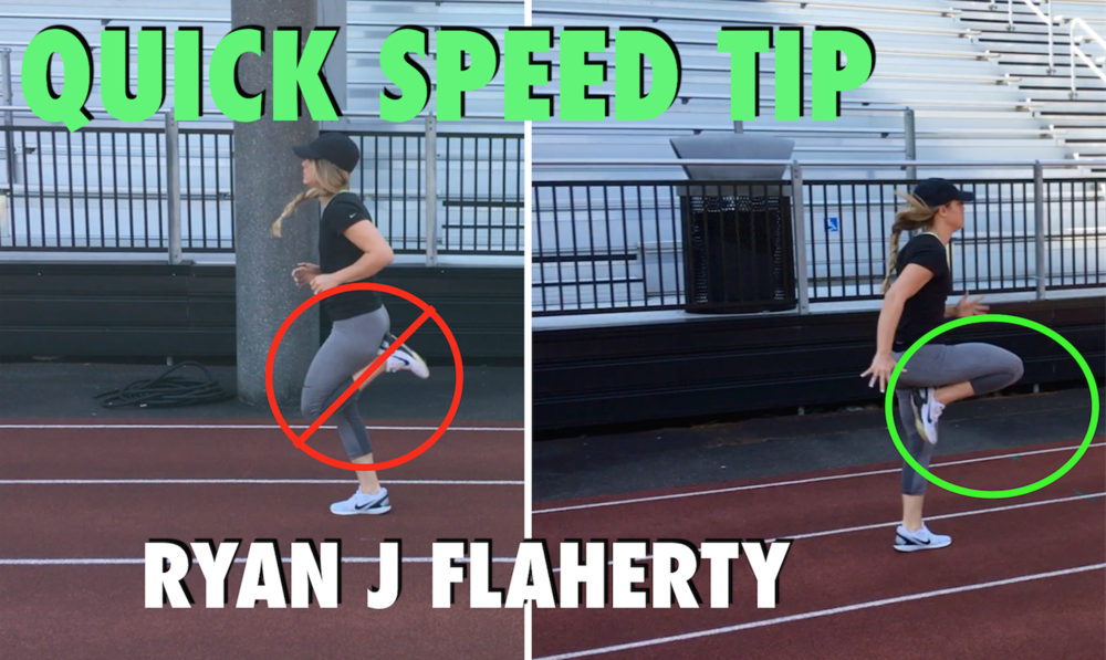 QUICK SPEED TIP -