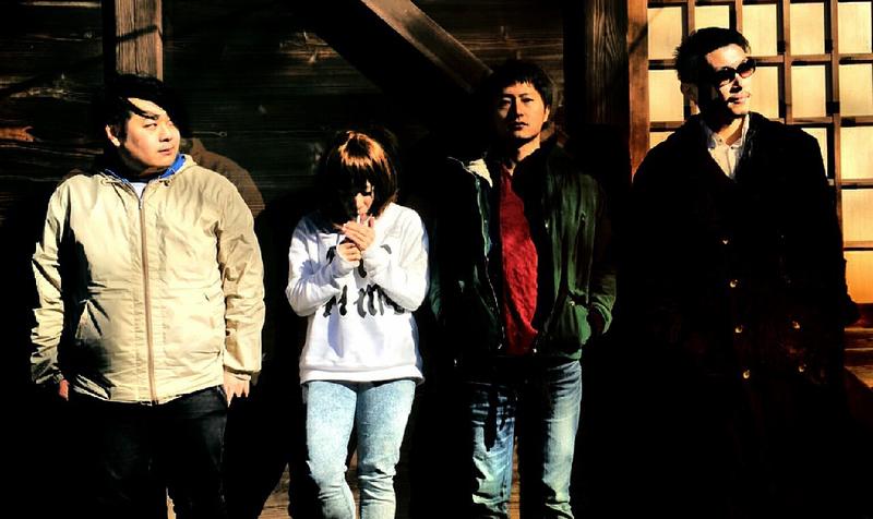 L to R: Kohei, Tomoko, Satoru, Shibuya ( Source )