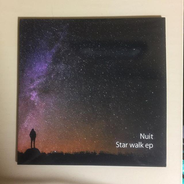 Nuit「Star Walk EP」#tokyo #japan #shoegaze #newrelease #cd