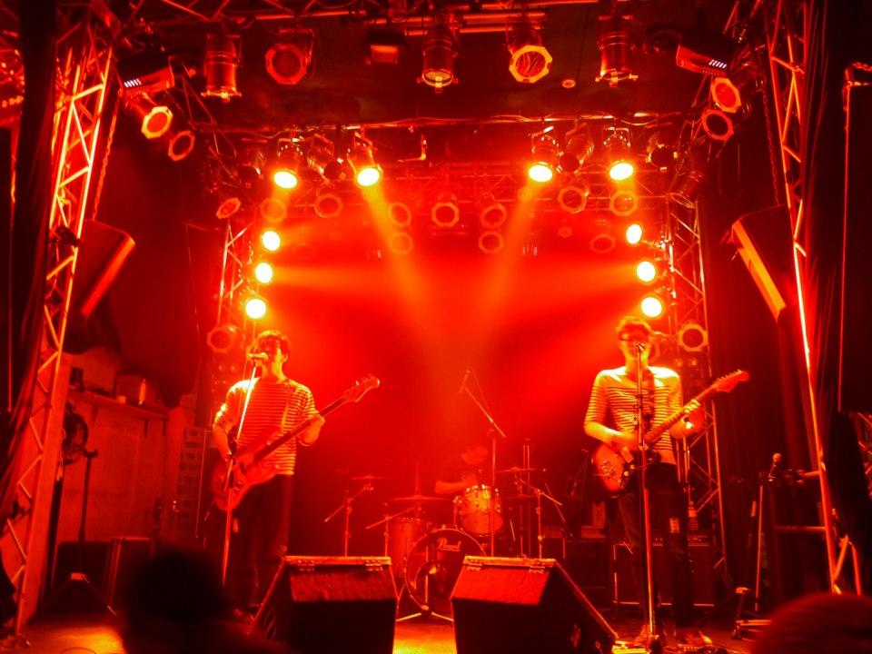 Ether Feels at the 2013 Japan Shoegazer Festival Osaka
