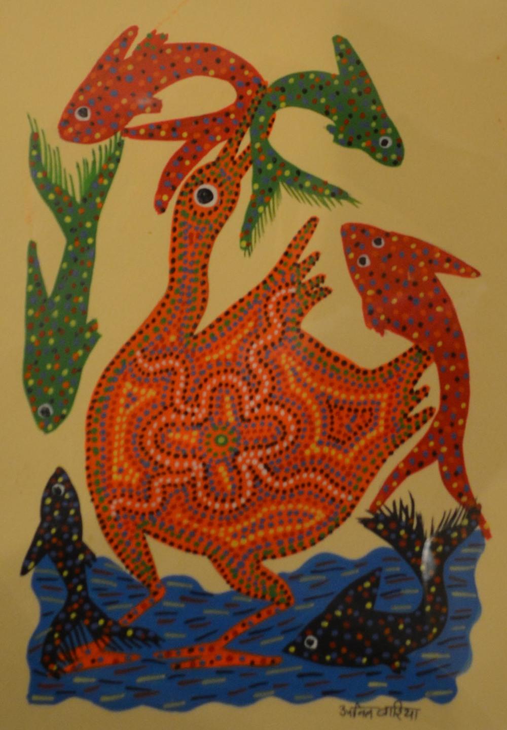 Jor Singh, acrylic on paper, 24x17cm, 2015.jpg