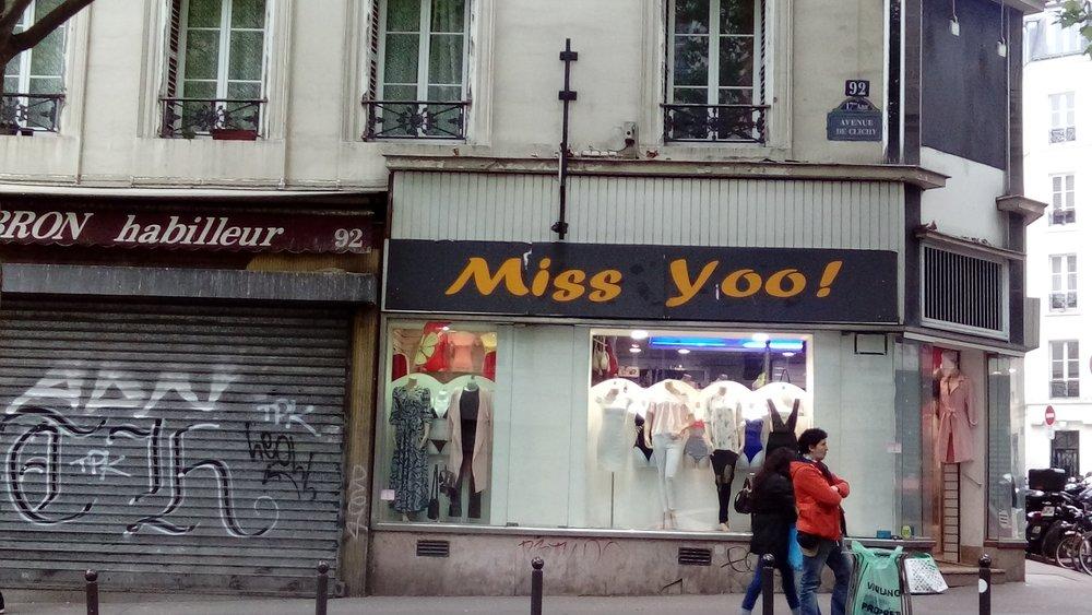 Avenue de Clichy, 2017